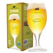 Taça de Cristal para Cerveja Eisenbahn Orgânica 400ml