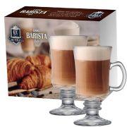 Taça de Vidro Para Café Barista M 240ml