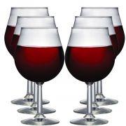 Taça de Vinho Antuerpia 505ml Vidro 6 pcs