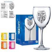 Taça de Vinho Branco Vidro 230ml