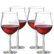 Taça Vinho - Cristal Boudeaux Gran 675ml C/ 4 Unid