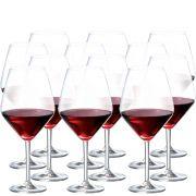 Taça Vinho - Elegance Vinho Tinto 775ml C/ 12 Unid