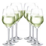 Taça Vinho - Vinho Branco Elegance 375ml C/ 6 Unid