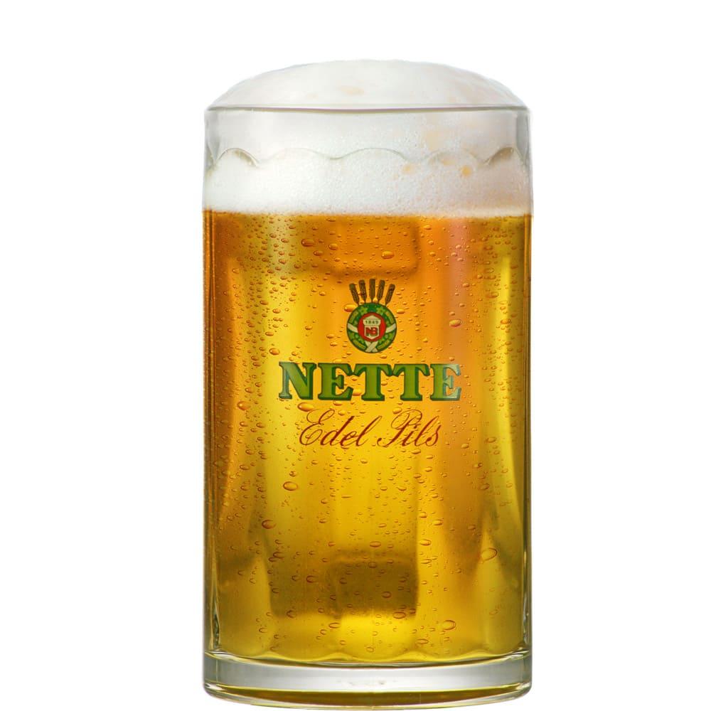 Caneca de Chopp ou Cerveja Nette Edl Pils 500ml Cervejas do Mundo
