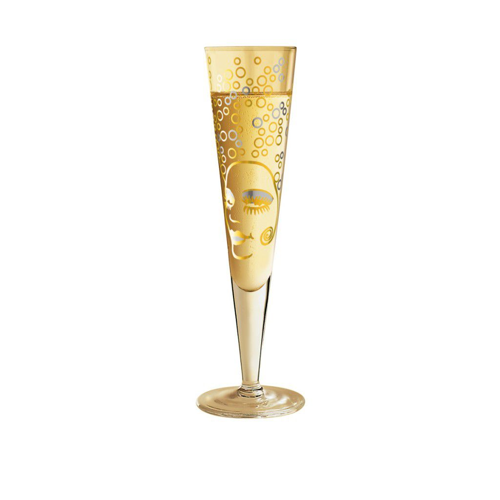 Taça de Champanhe Cristal Ritzenhoff Glass Ben Hall 2010 200ml