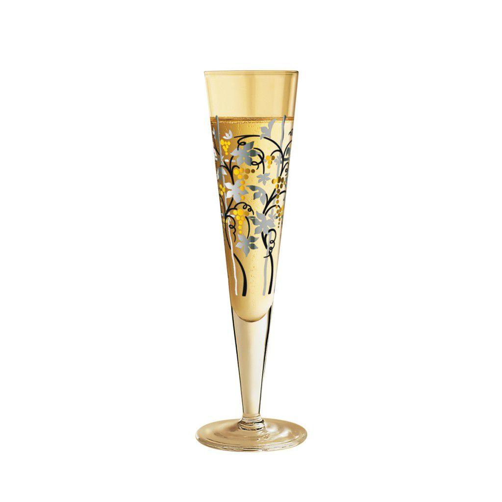 Taça de Champanhe Ritzenhoff Glass Laura Ferracioli 2008