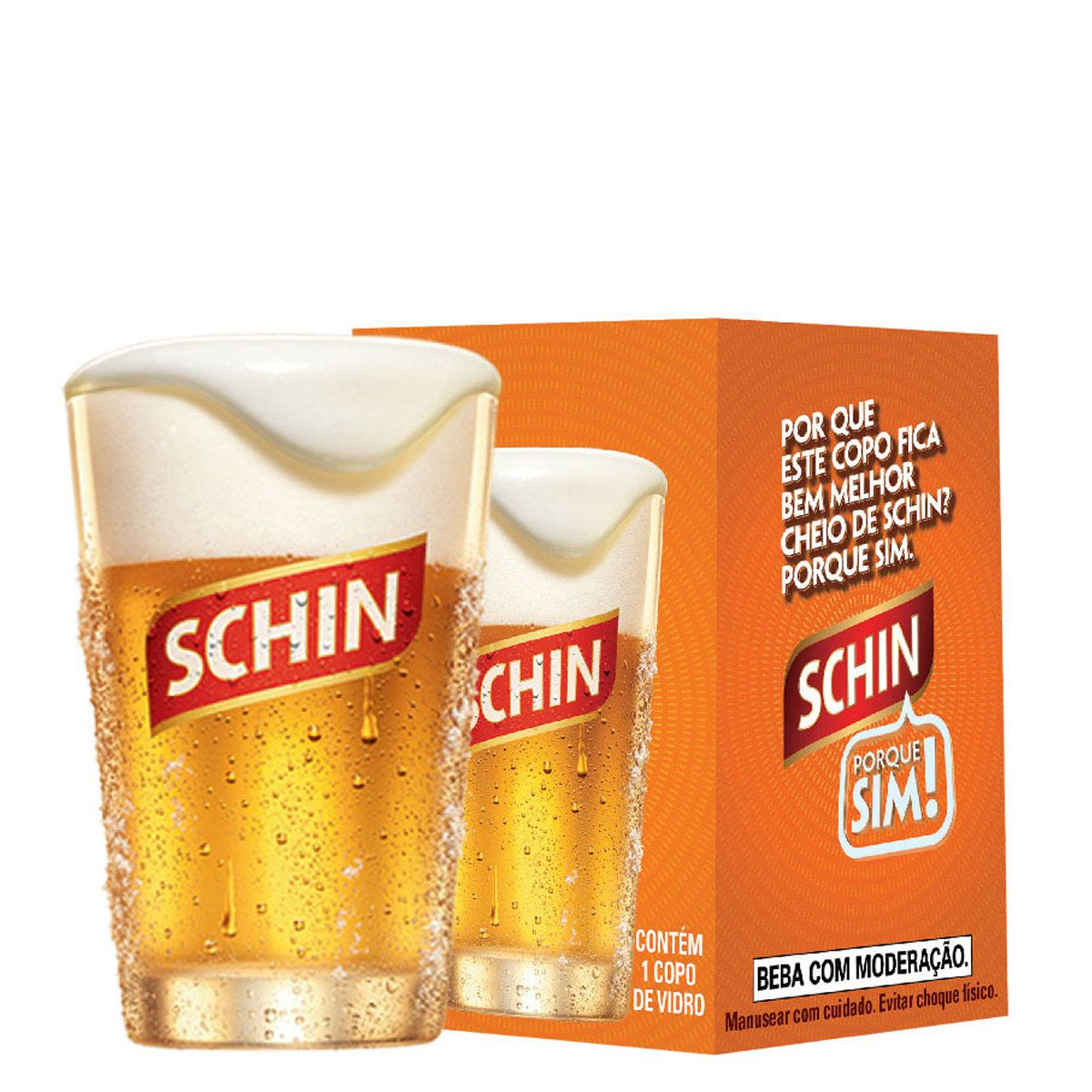 Copo Cerveja - Caldereta Schin 300ml