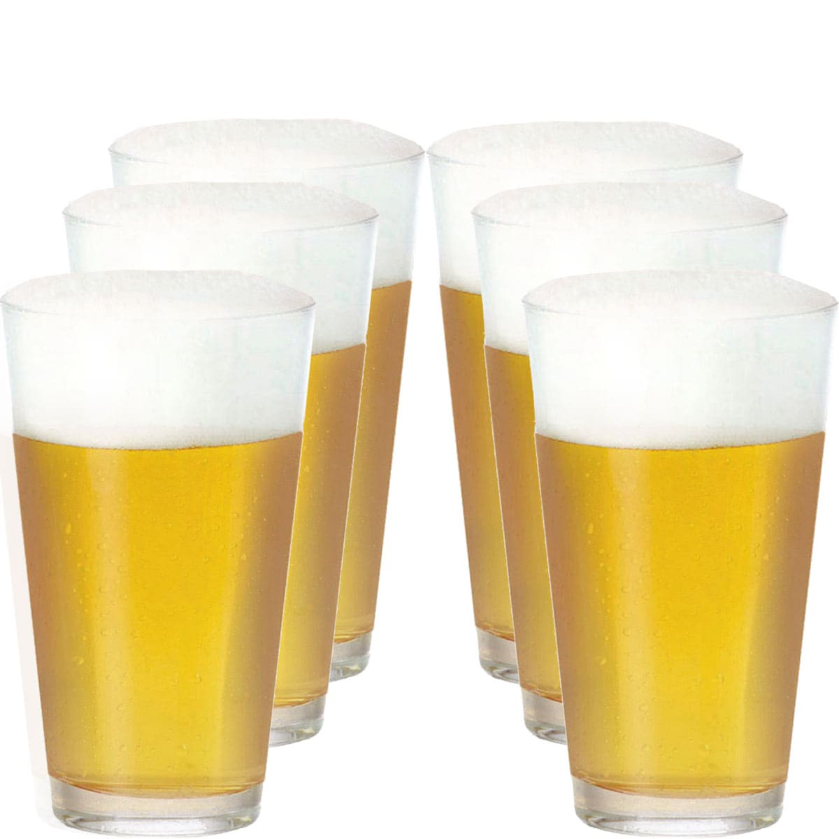 Copo Cerveja - Dallas M De 360ml - Kit C/ 6