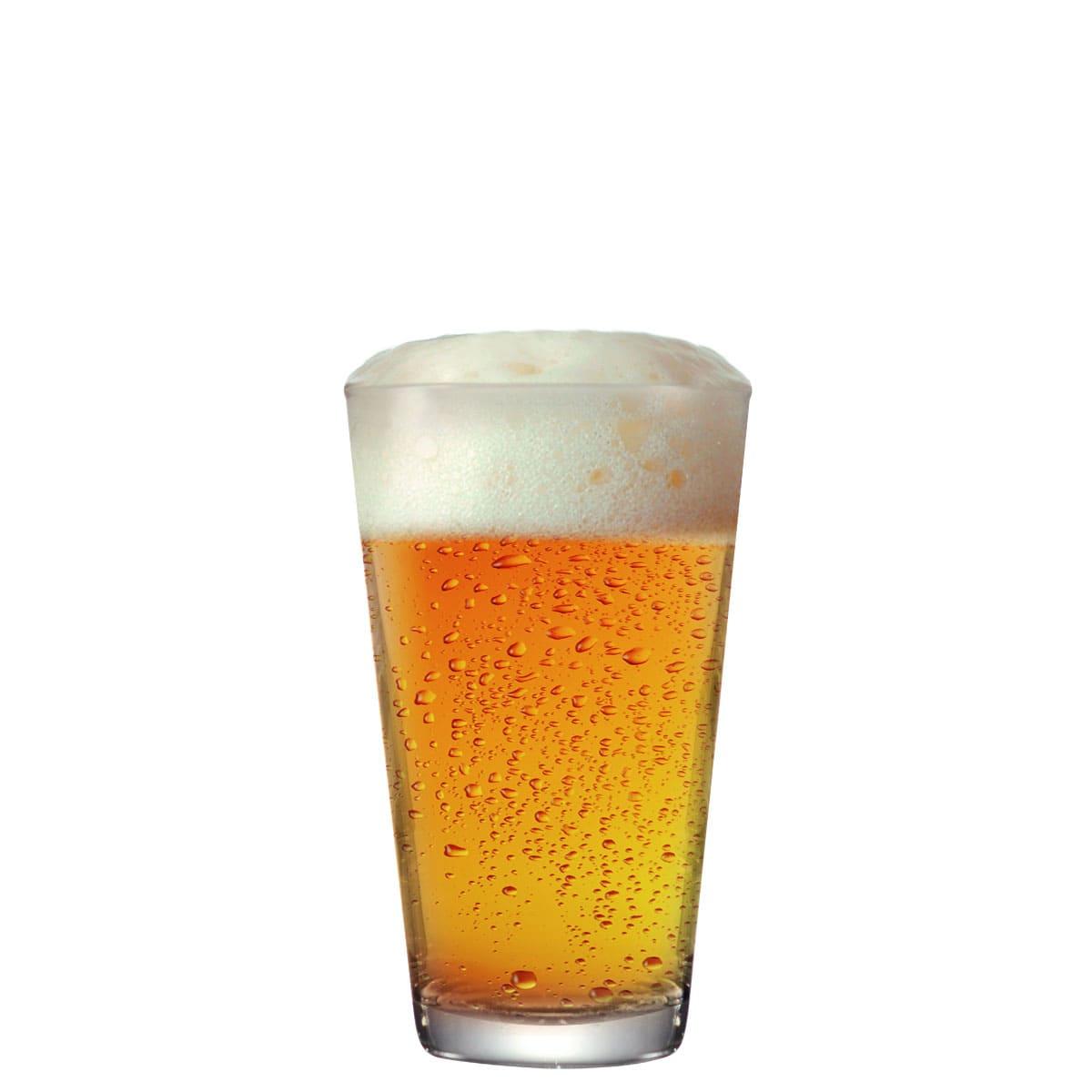 Copo Cerveja Vidro American Pint Conic 450ml
