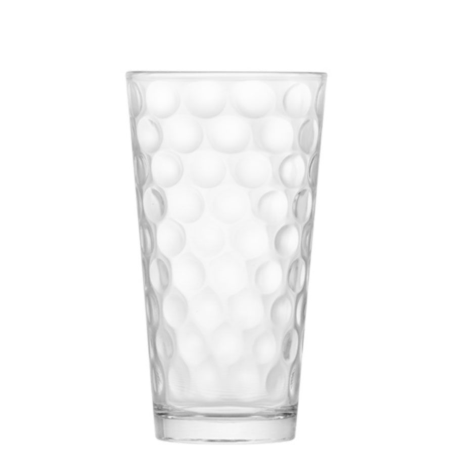Copo de Água ou Suco Conic Bubbles 415ml