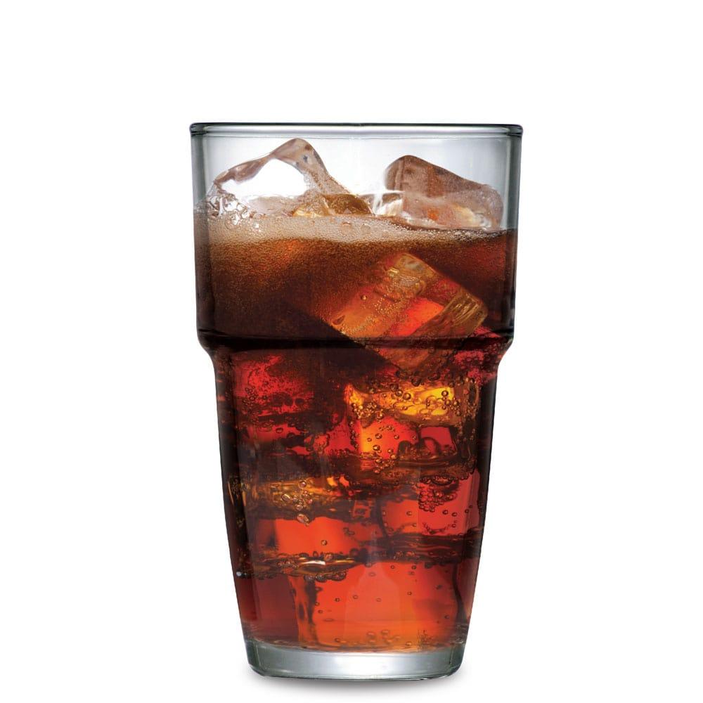 Copo de Água ou Suco Long Drink Empilhavel 360ml