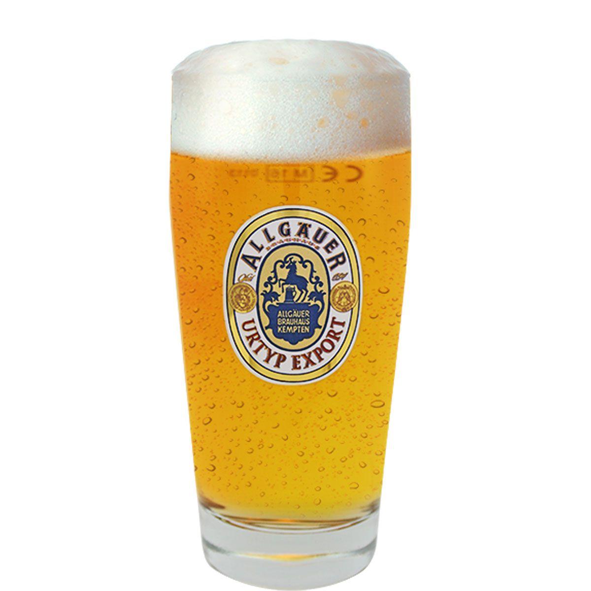 Copo de Cerveja Allgauer M 370ml
