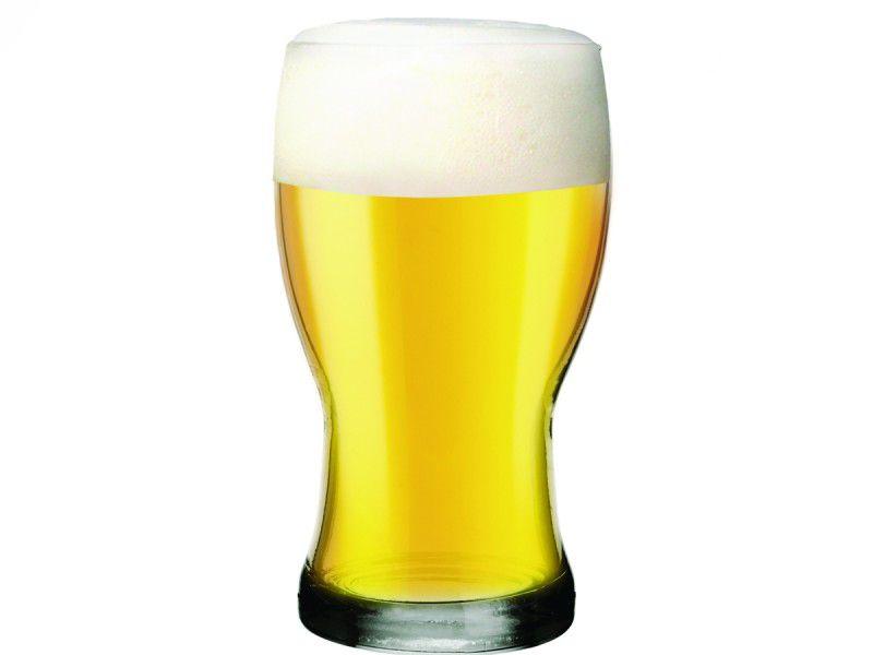 Copo de Cerveja de Vidro Amsterdam M 430ml