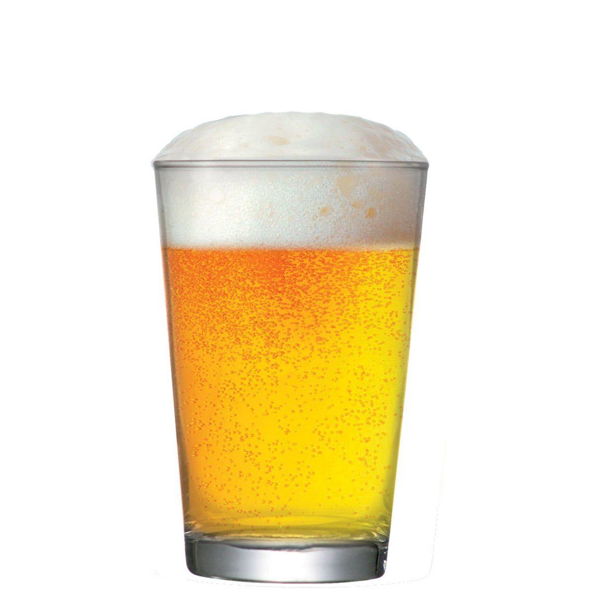 Copo Cerveja de Vidro Caldereta G 350ml