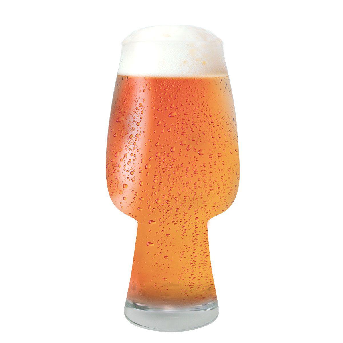 Copo de Cerveja Cristal Craft Beer 2 580ml