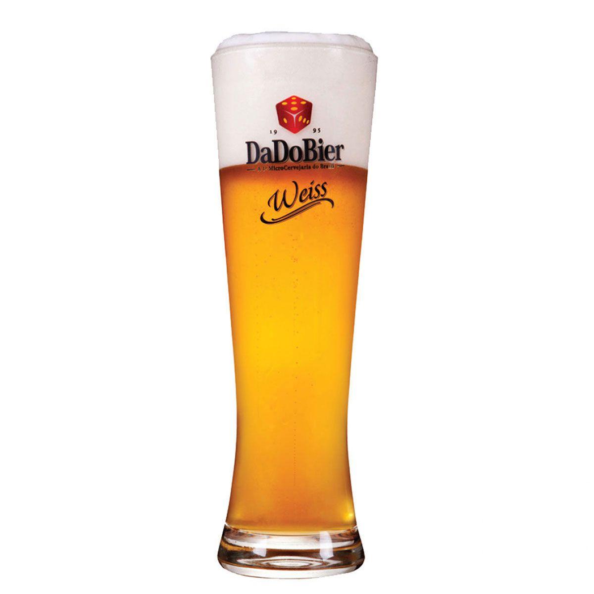 Copo De Cerveja - Dado Bier Weiss 720ml