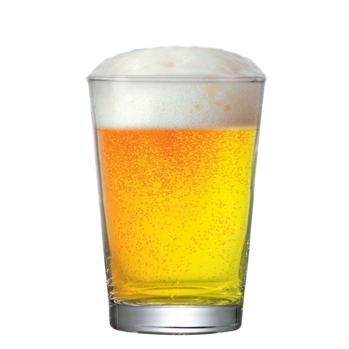 Copo Cerveja de Vidro Caldereta M 325ml