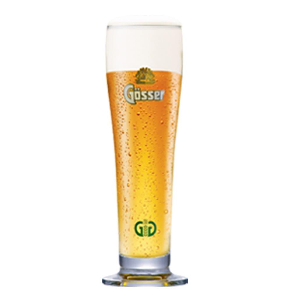 Copo de Cerveja Gösser 215ml Coleção Cervejas do Mundo