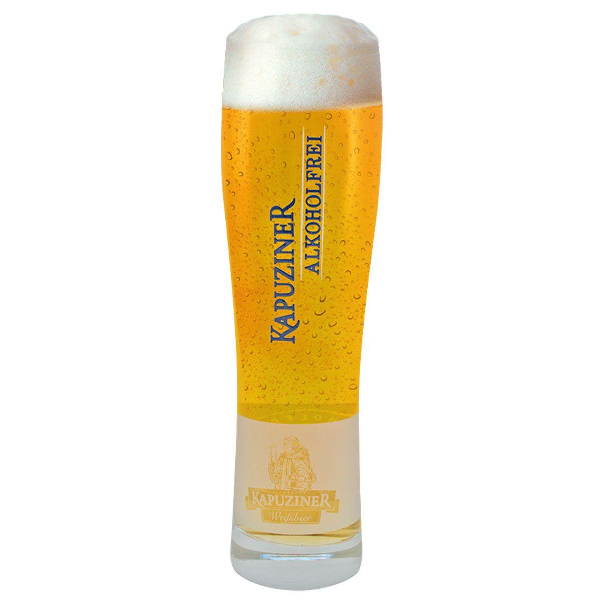 Copo de Cerveja Kapuziner Alkoholfrei 640ml
