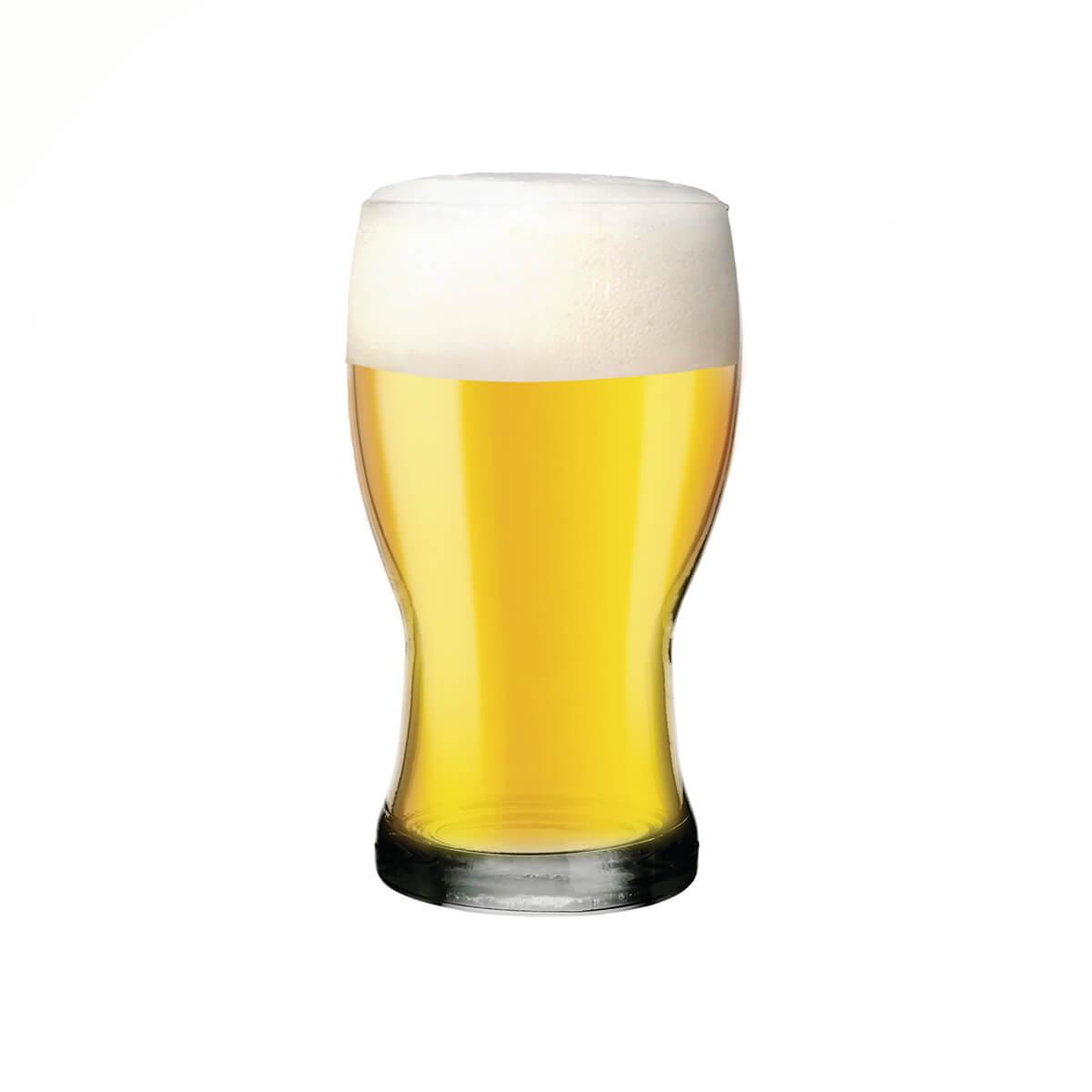 Copo Cerveja Vidro Lager Amsterdam P de 215ml