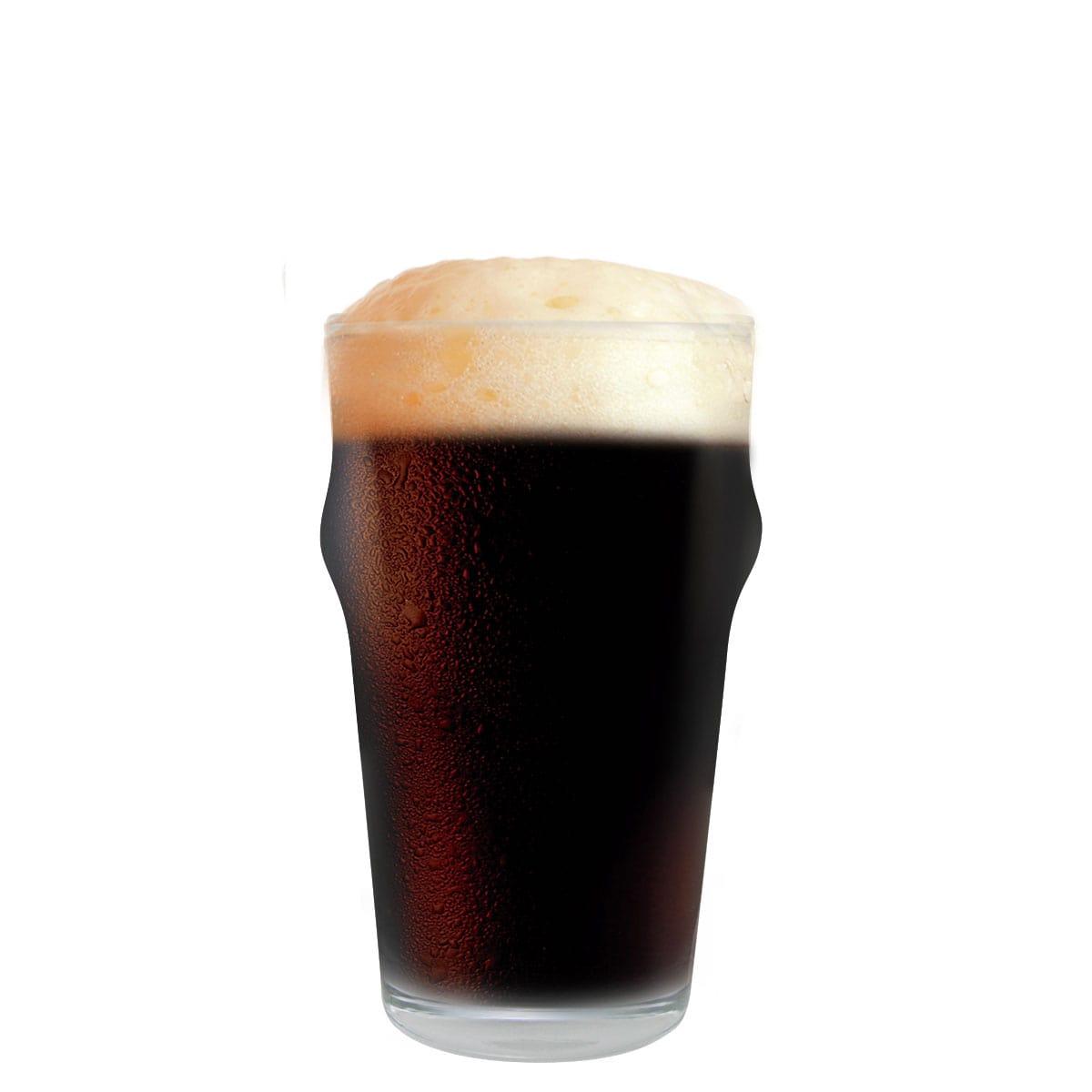 Copo Cerveja Cristal Snifter Nonic P 300ml