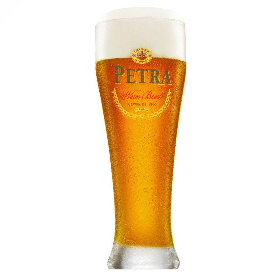 Copo Cerveja Petra Weiss Beer De 670ml