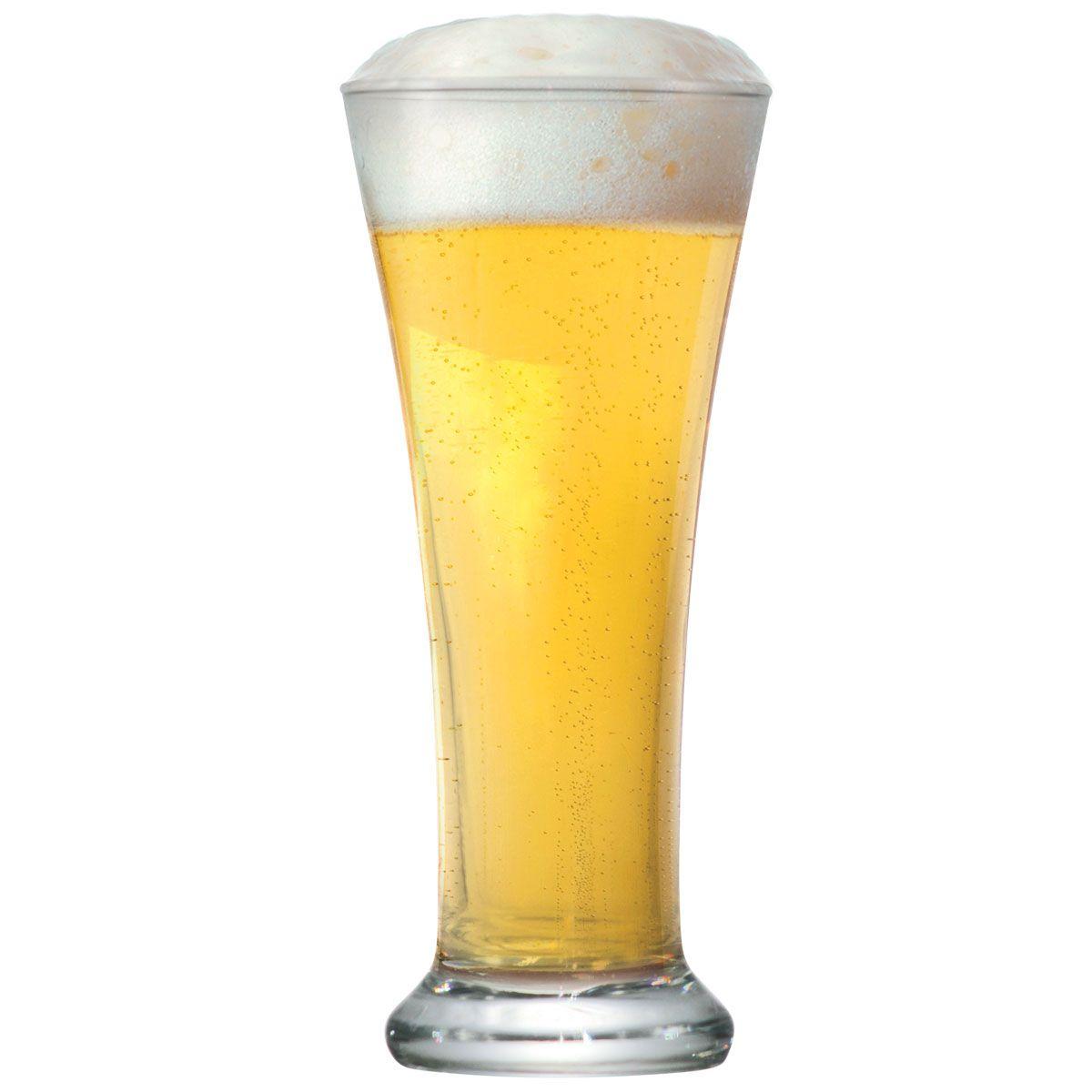 Copo Cerveja de Vidro - Pilsen 275ml