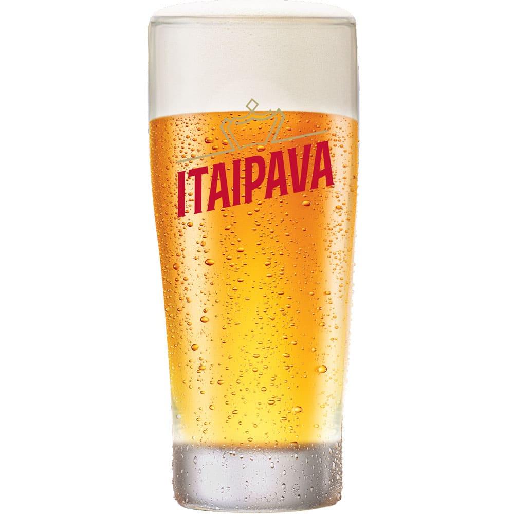 Copo de Cerveja Prime Itaipava Vidro 220ml