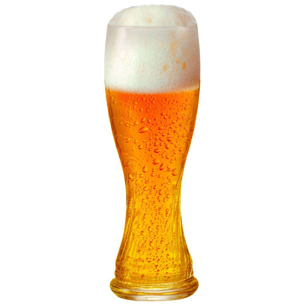 Copo de Cerveja Vidro Weiss Schachen 710ml