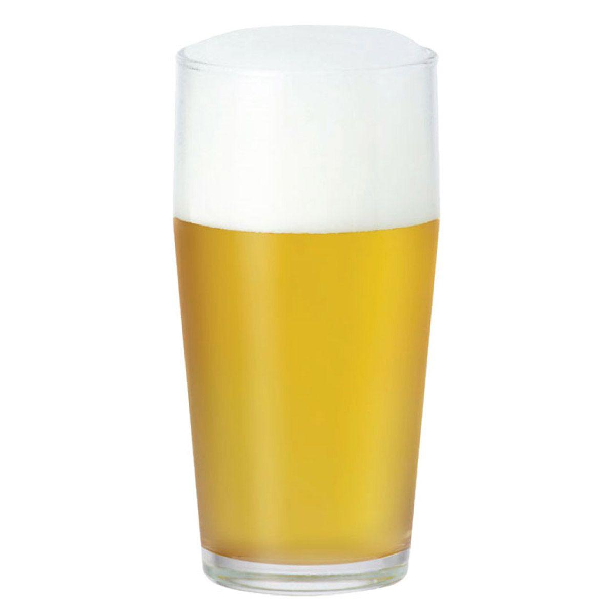 Copo de Cerveja Vidro Willy M de 330ml
