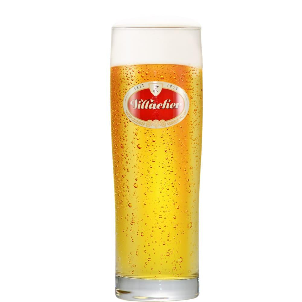 Copo de Cerveja Villacher 600ml Cervejas do Mundo