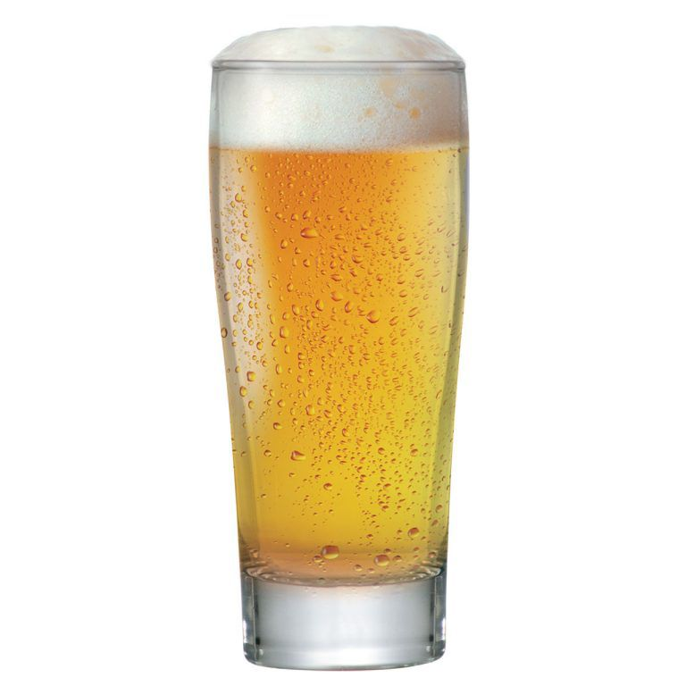 Copo de Cerveja Vidro Weiss Prime 200 ml