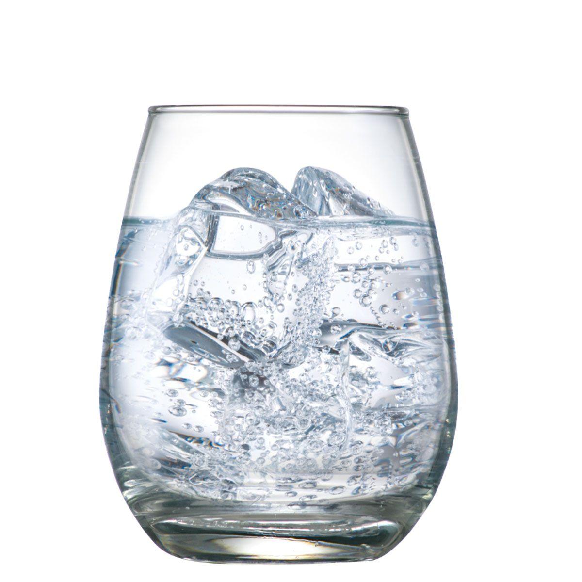 Copo de vidro Emerald Água 350ml