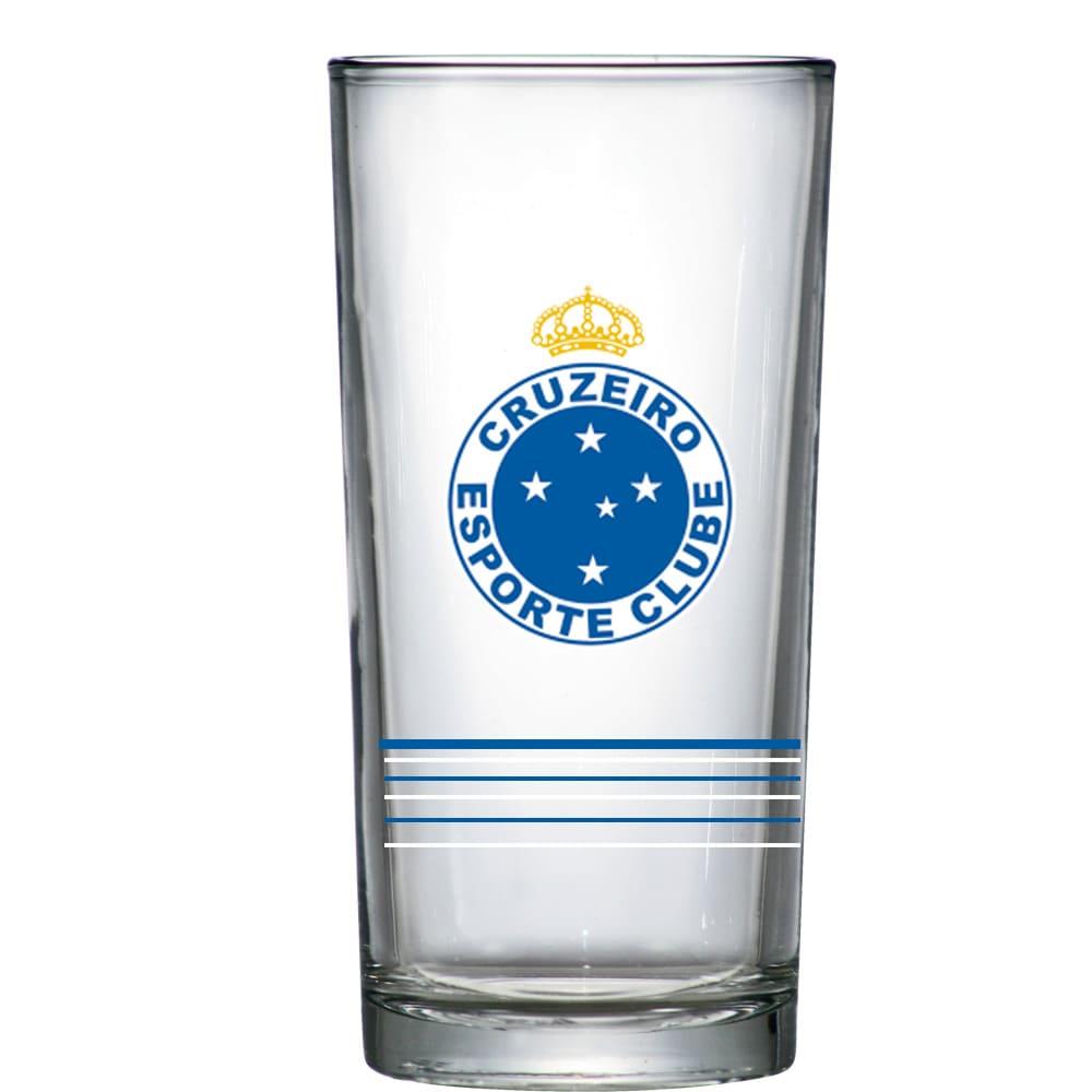 Copo de Vidro Long Drink Cruzeiro de 300ml