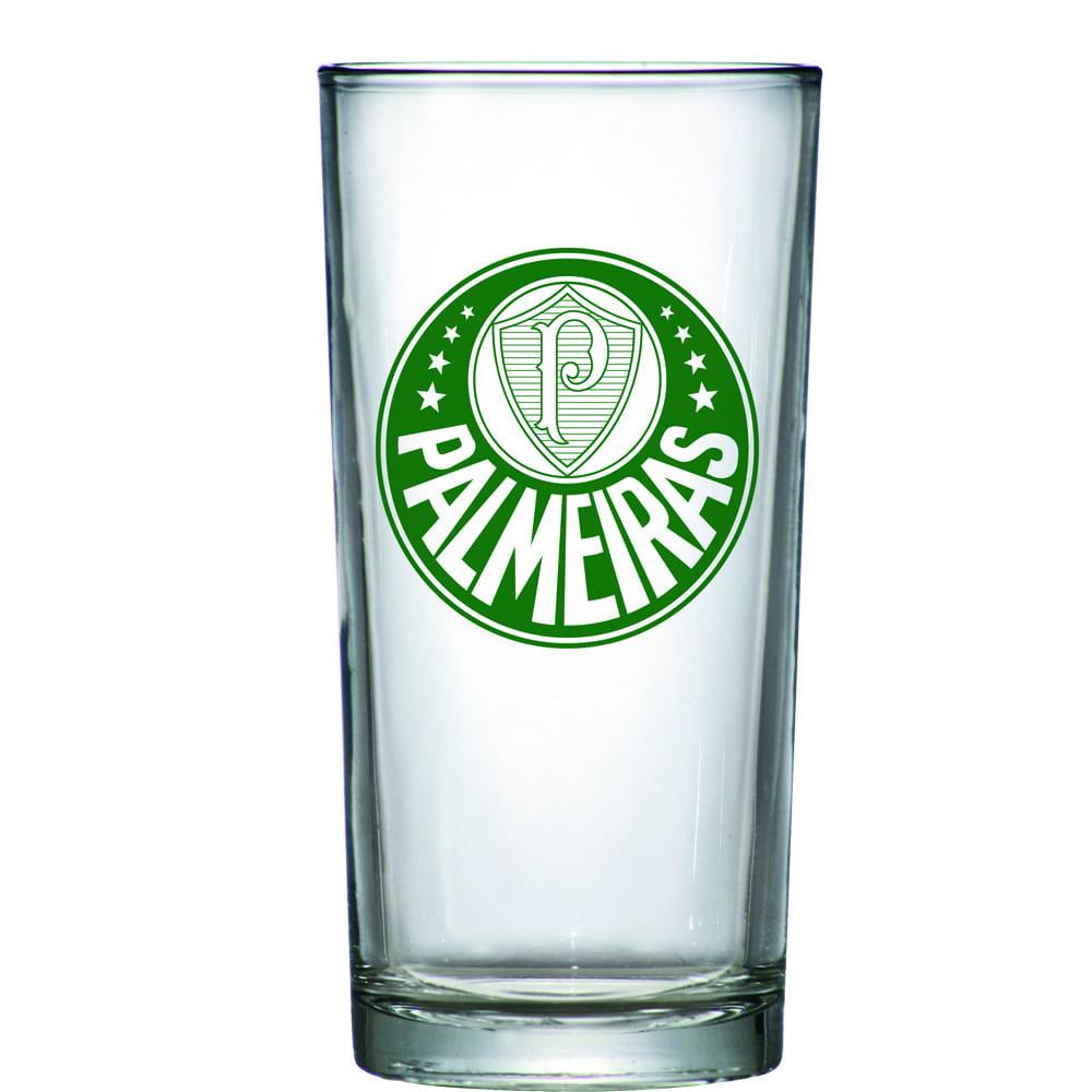 Copo de Vidro Long Drink Palmeiras de 300ml