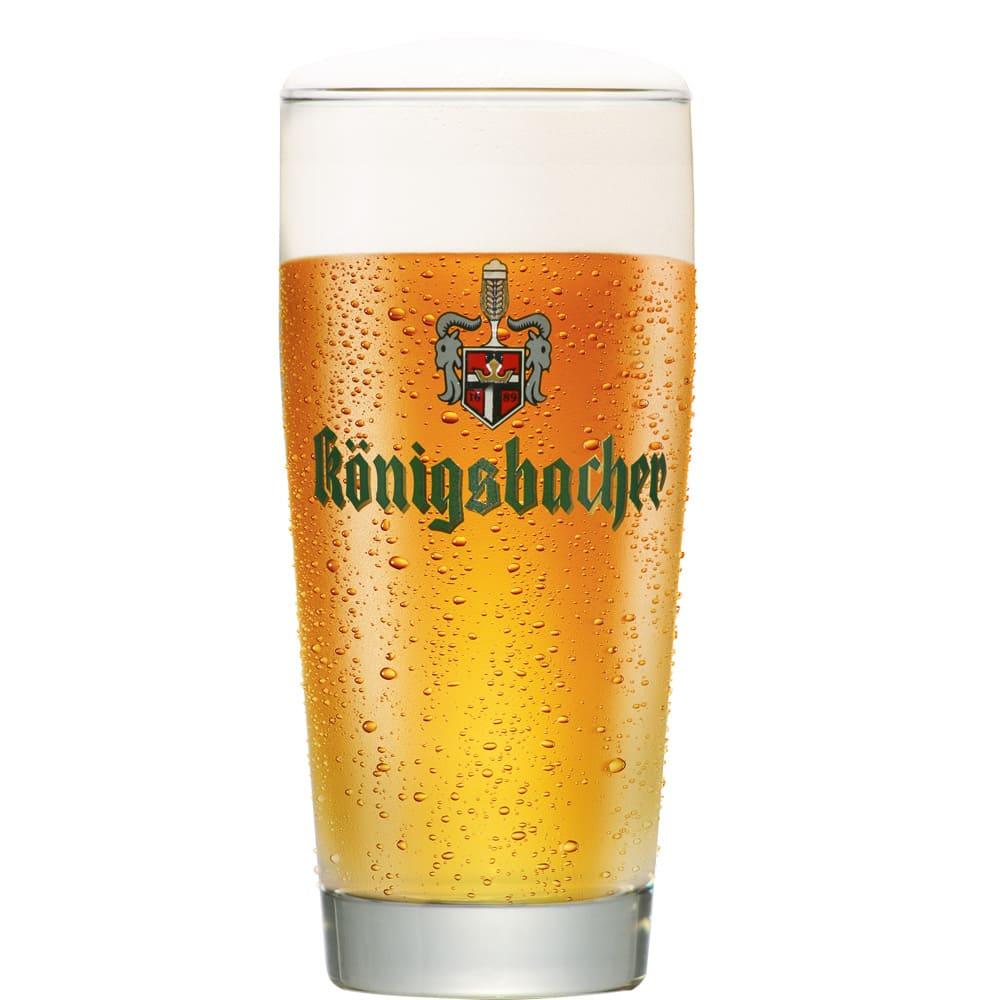 Copo Königbacher 335ml  Coleção Cervejas do Mundo