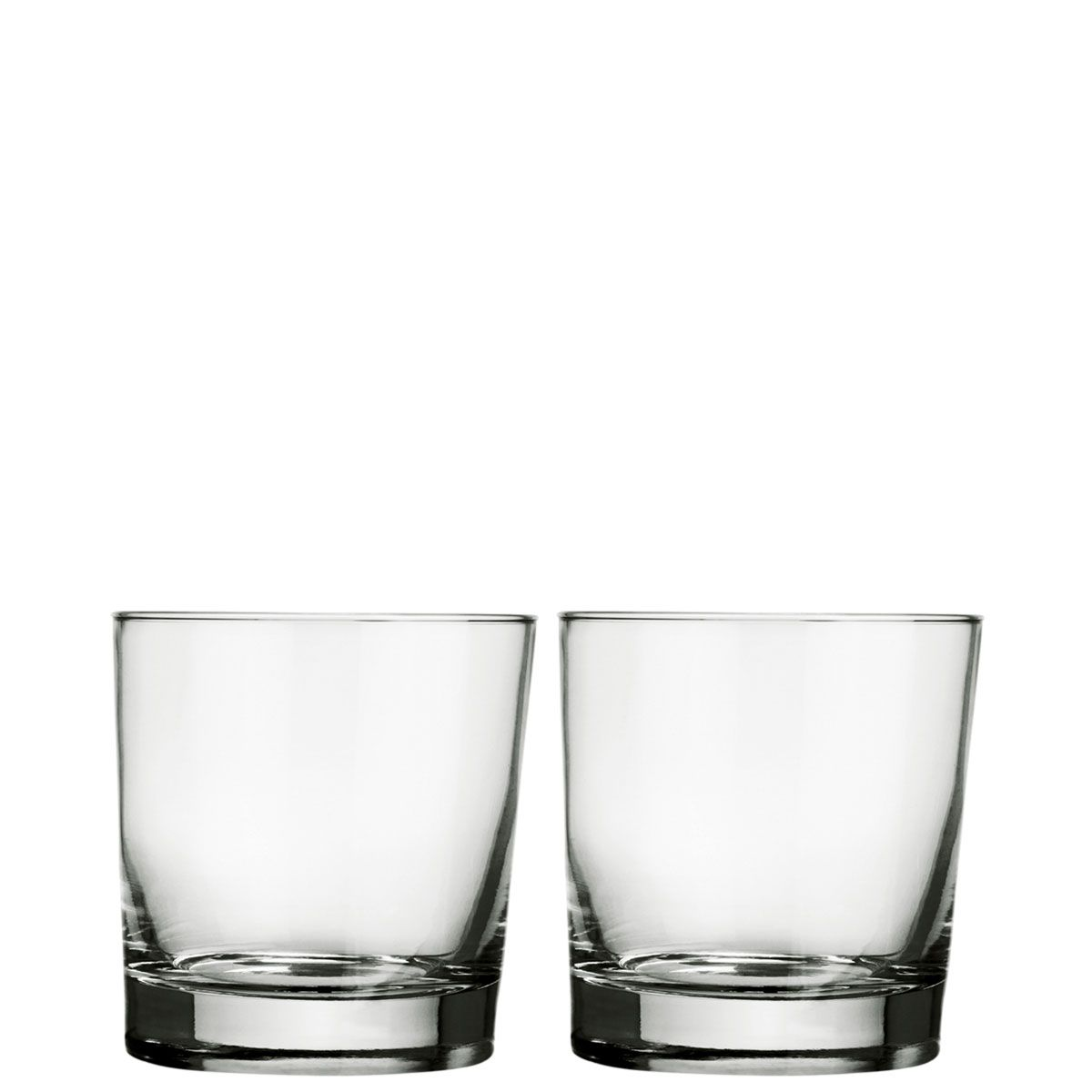 Copo Whiskys Shot - Doble De 310ml Kit 2 Pcs