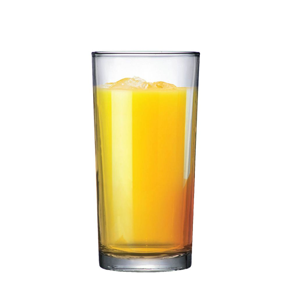 Jogo de Copos de Água ou Suco Long Drink Multiuso 255ml 4 Pcs
