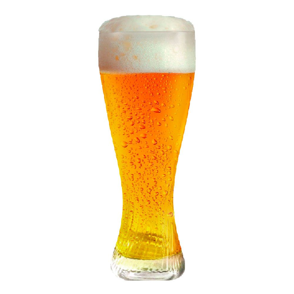 Jogo de Copos de Cerveja Vidro Phanteon M 440ml 4 Pcs