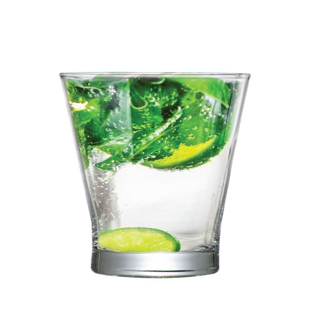 Jogo de Copos para Tequila / Cachaça Doble Conic 6 Pcs