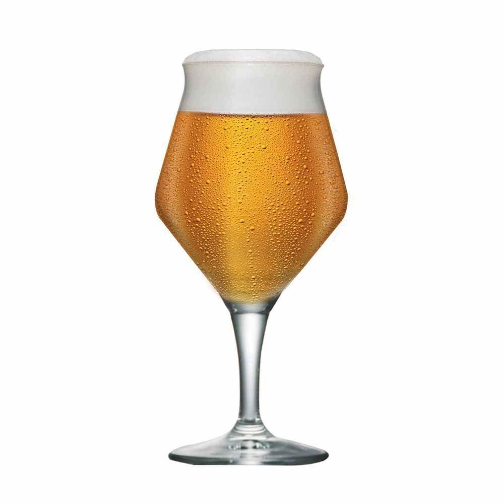 Jogo de Taças Cerveja Cristal Teku Beer Somm 435ml 2 Pcs
