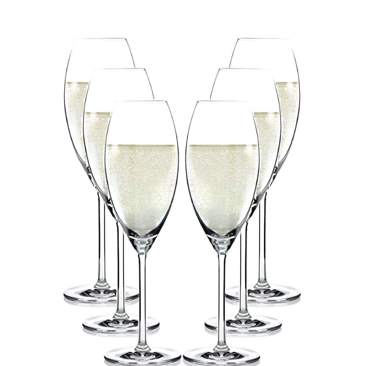 Jogo de Taças de champanhe Ritzenhoff 6 Pçs