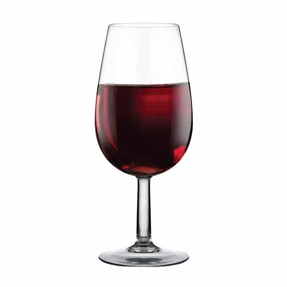 Jogo de Taças de Vinho Bourbon Degustação Vidro 210ml 6 Pcs
