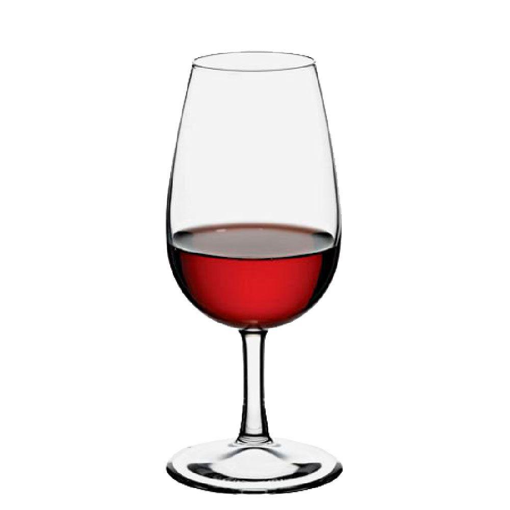 Jogo de Taças de Vinho Iso Degustação Bourbon 230ml 6 Pcs