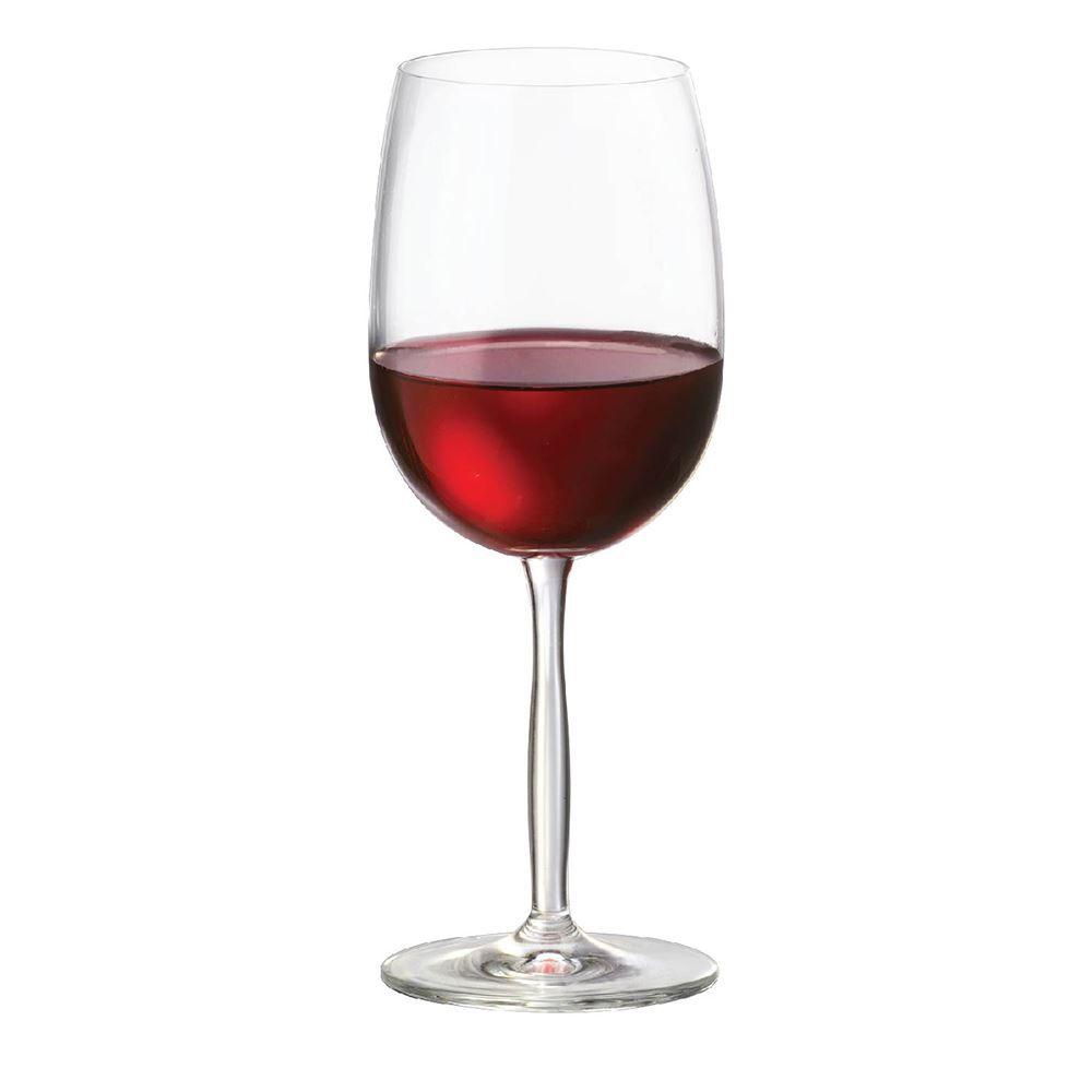 Jogo de Taças de Vinho Tinto Ritz Cristal 485ml 4 Pcs