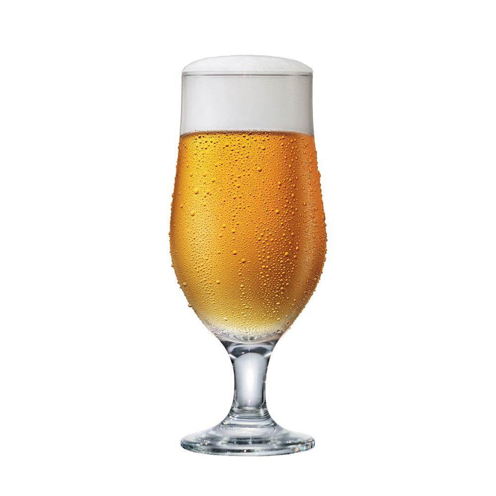 Jogo de Taças para Cerveja Happy Hour Royal Beer 6 Pcs