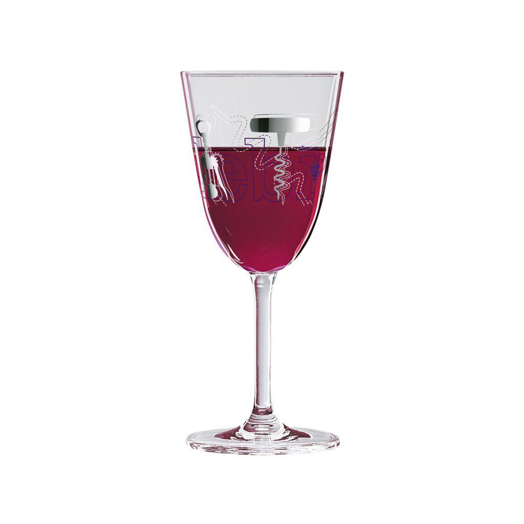 Taça de Vinho Ritzenhoff Redwine Glass  Alena St. James 2011