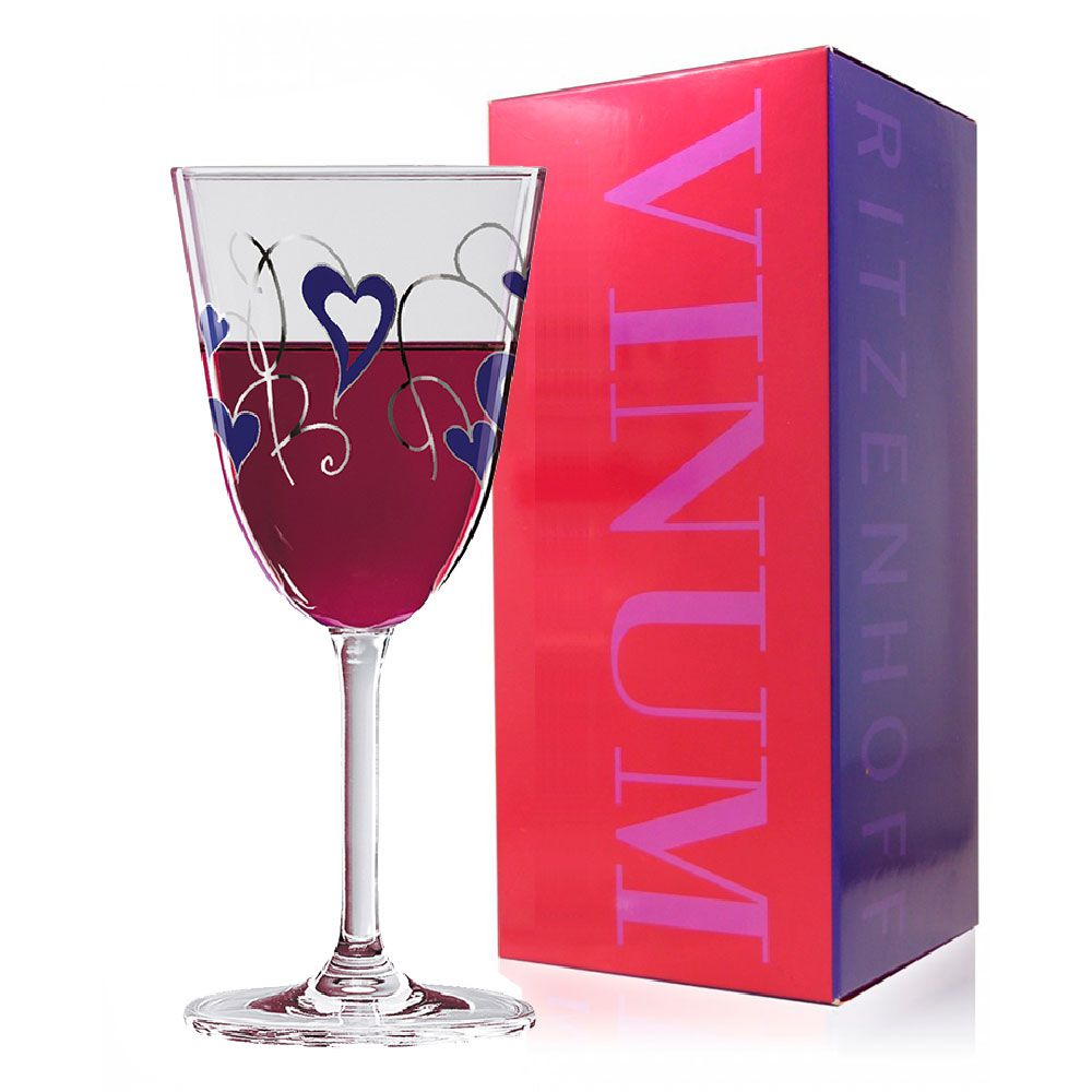 Taça de Vinho Tinto Ritzenhoff Redwine Glass Paul Garland 2004