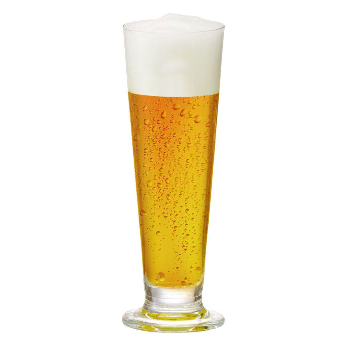 Taça Cerveja - Copo Cerveja Arena M De 385ml C/ 6 Unid