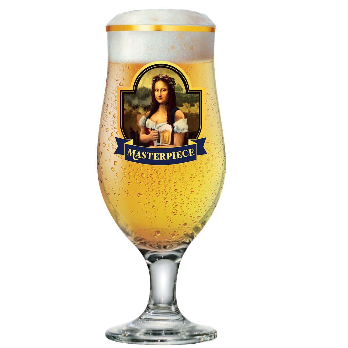 Taça Cerveja Masterpiece 330ml